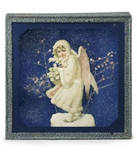 untitled [snow maiden] by joseph cornell